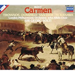 Bizet: Carmen - Entracte (between Act II & III)