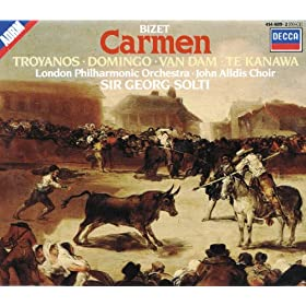 """Bizet: Carmen / Act 2 - """"Vivat, vivat le torero!"""""""