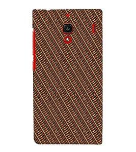Slant Line Design Cute Fashion 3D Hard Polycarbonate Designer Back Case Cover for Xiaomi Redmi 1S :: Xiaomi Redmi 1