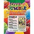 Joyful Jumble: Radiant Puzzles to Make You Happy (Jumbles)