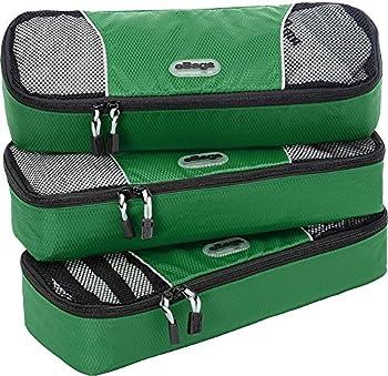 eBags Slim Packing Cubes 3pc Set