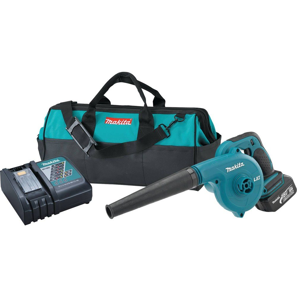 Battery Powered Blower : Top best battery operated leaf blowers  on