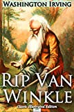 Rip Van Winkle (Classic Illustrated Edition) (English Edition)
