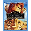 The Lion King 2: Simba's Pride (Special Edition Blu-ray Combo Pack) [Blu-ray + DVD]