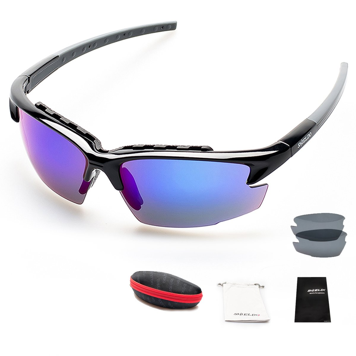 10 best fishing sunglasses 2017 outdoor gear up for Best fishing glasses