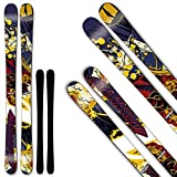 Armada Bantam Jr Twin Tip Flat Skis by Armada [並行輸入品]