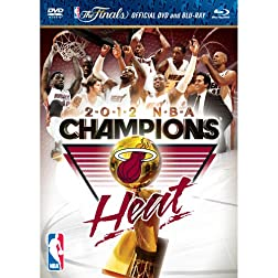 2012 NBA Championship: Highlights [DVD/BR COMBO]