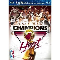 2012 NBA Championship: Highlights [DVD/BR COMBO]