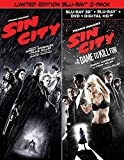 Sin City 2-Pack [Blu-ray]