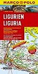 MARCO POLO Karte Ligurien 1:200.000 (...