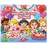 Fisher-Price Little People: Valentine's Day Is Here! (Lift-the-Flap)