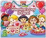 Fisher-Price Little People: Valentine s Day Is Here! (Lift-the-Flap)