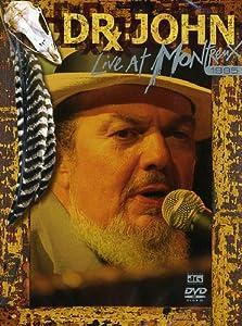 Dr. John - Live at Montreux 1995 [Import anglais]