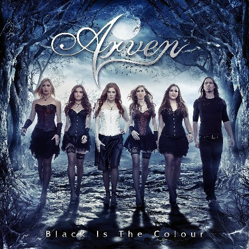Black Is the Colour by Arven (2013) Audio CD