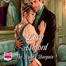 The Rake's Bargain (       UNABRIDGED) by Lucy Ashford Narrated by Charlotte Strevens