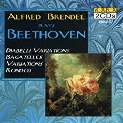 Alfred Brendel Plays Beethoven Vol. Iv
