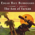 The Son of Tarzan Audiobook by Edgar Rice Burroughs Narrated by Shelly Frasier
