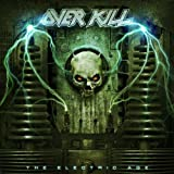 Overkill - The Electric Age [Japan CD] COCB-60049 by Nippon Columbia Japan