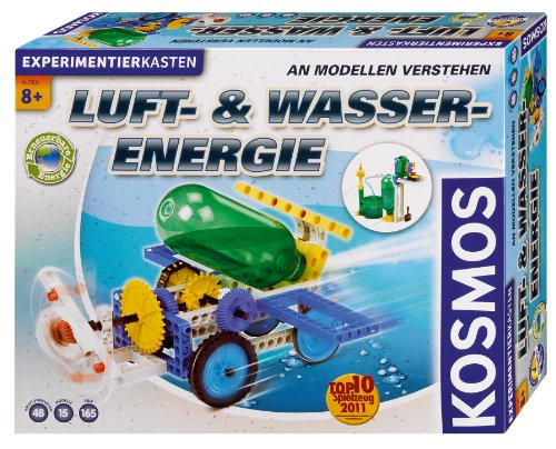 Kosmos 627713 - Luft- &amp; Wasser-Energie