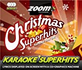 Zoom Karaoke CD+G - Christmas Superhits - Triple CD+G Karaoke Pack Zoom Karaoke