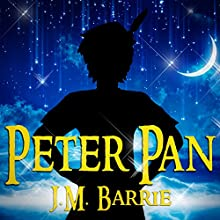 Peter Pan Audiobook by J.M. Barrie Narrated by Lucy Paterson