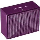 AmazonBasics Mini Bluetooth Speaker - Purple