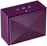 AmazonBasics Mini Portable Bluetooth Speaker - Purple