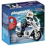 Playmobil 5185 City Action Police Mot...