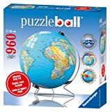 Ravensburger The World with stand puzzleball 960 piece