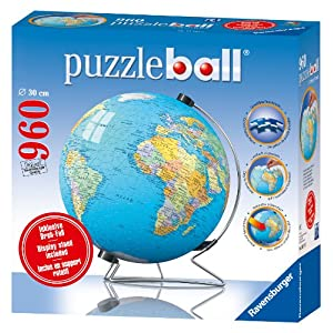 Ravensburger The Earth Piece Puzzleball