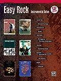 Easy Rock Instrumentals, Level 1: Alto Sax (Book & CD) (Easy Rock Instrumental Solos: Level 1)