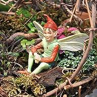 Miniature Fairy Garden Elf Fairy