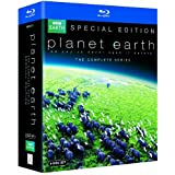 Planet Earth - Special Edition [Blu-ray] [Region Free]by David Attenborough