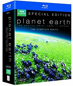 Planet Earth - Special Edition [Blu-ray]