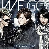 WE GO 【初回限定盤A】 (DVD付)