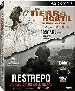 Pack Restrepo + En Tierra Hostil [Blu-ray]