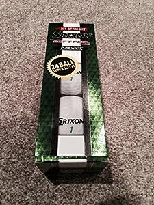 Srixon 2015 Soft Feel Golf Balls 24 Ball Supersleeve  from Srixon