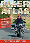 Biker-Atlas Deutschland 2014