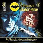 Die Nacht der schwarzen Fledermaus (Die schwarze Fledermaus 2)   Markus Winter