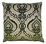 Van Ness Studio Couture Decorative Throw Pillow, Green