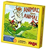 Animal Upon Animal Stacking Game