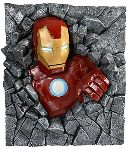 Marvel Universe Iron Man Wall Breaker Decoration (Cool Posters Marvel compare prices)