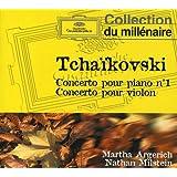 Tchaikovsky/Conc.Piano+Violon