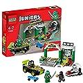 Lego Juniors - 10669 - Jeu De Construction - Le Repaire Des Tortues Ninja