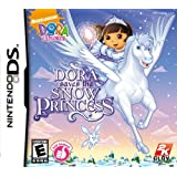 Dora the Explorer: Dora Saves the Snow Princess - Nintendo DS