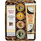 Burts Bees Classics Gift Set, 6 Products in Giftable Tin