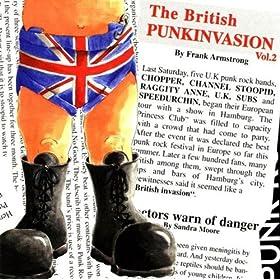 The British Punkinvasion Vol.2