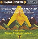 Hovhaness: Mysterious Mountain / Prokofiev: Lieutenant Kijé / Stravinsky: The Fairy's Kiss: Divertimento