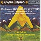 Hovhaness: Mysterious Mountain / Prokofiev: Lieutenant Kij� / Stravinsky: The Fairy's Kiss: Divertimento