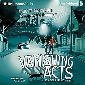 Vanishing Acts Audiobook